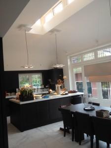 Foto plafond keuken